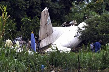 Deadly plane crash in South Sudan