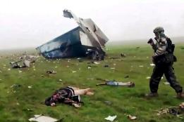 35 Syrian soldiers killed in plane crash
