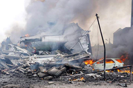 Indonesia Plane Crash Caused by Engine Failure