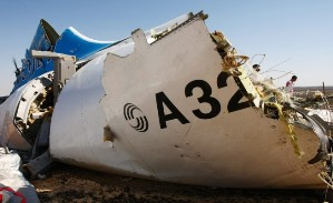 Russian airliner with 224 aboard crashed in Egypt's Sinai